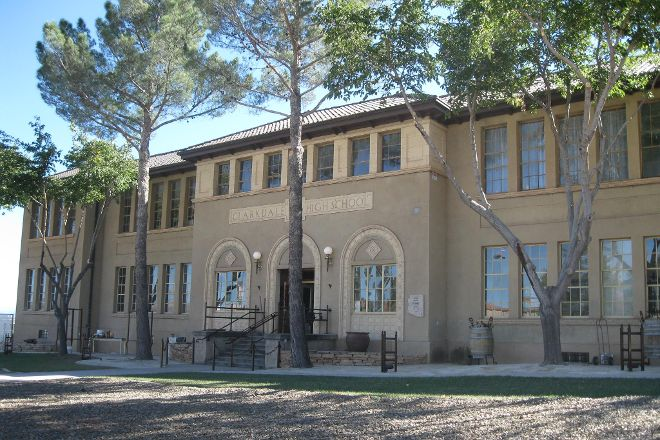 Arizona Copper Art Museum, Clarkdale, United States