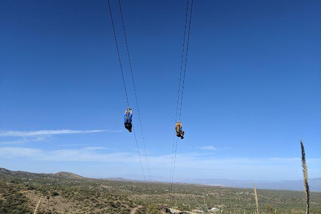 Arizona Zipline Adventures, Oracle, United States