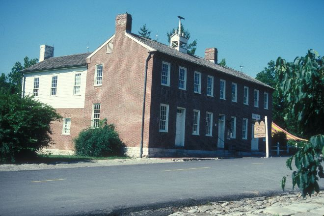 Arrow Rock State Historic Site, Arrow Rock, United States