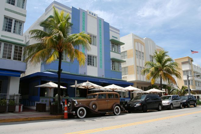 Art Deco Historic District, Miami Beach, United States