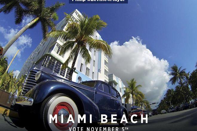Art Deco Walks, Miami Beach, United States