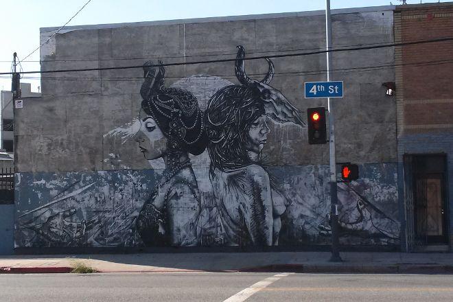 Art District, Los Angeles, United States