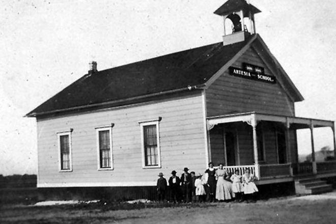 Artesia School Museum, Lompoc, United States