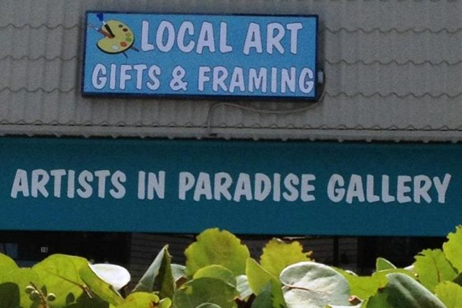 Artists in Paradise Gallery, Big Pine Key, United States