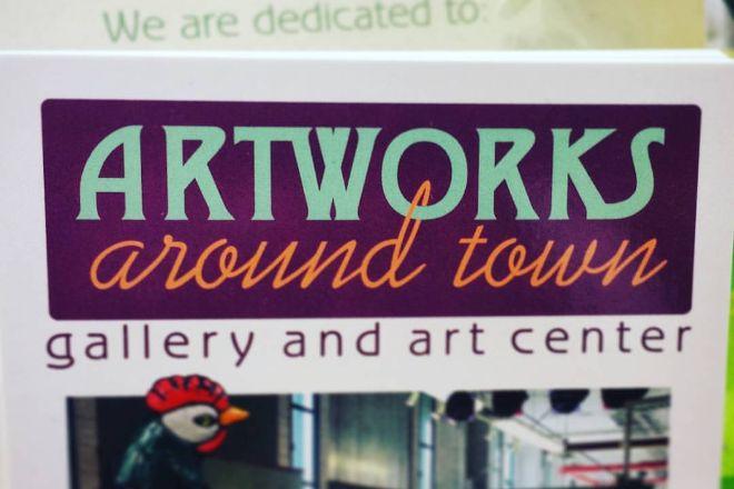 Artworks Around Town, Wheeling, United States
