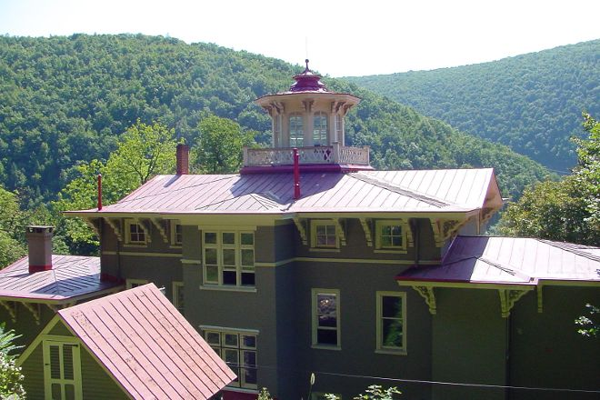 Asa Packer Mansion, Jim Thorpe, United States