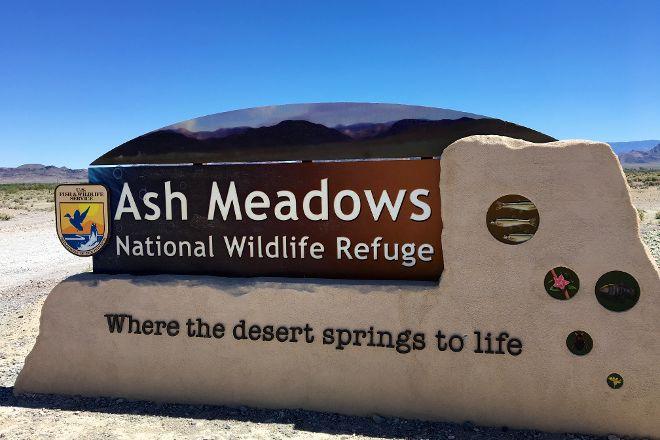 Ash Meadows National Wildlife Refuge, Amargosa Valley, United States