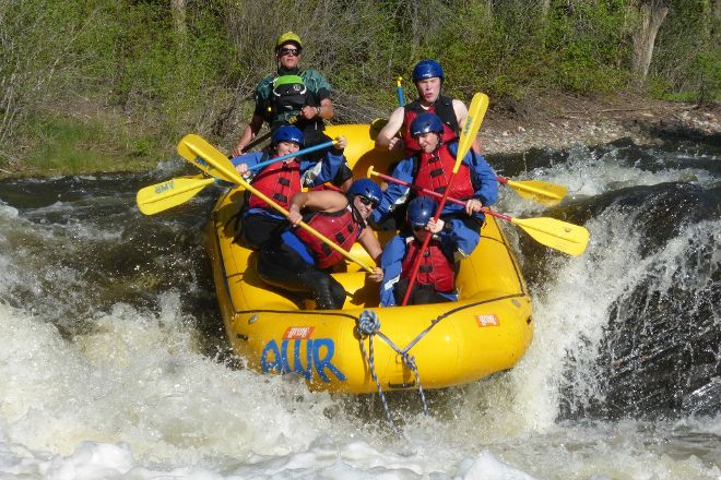 Aspen Whitewater Rafting, Aspen, United States