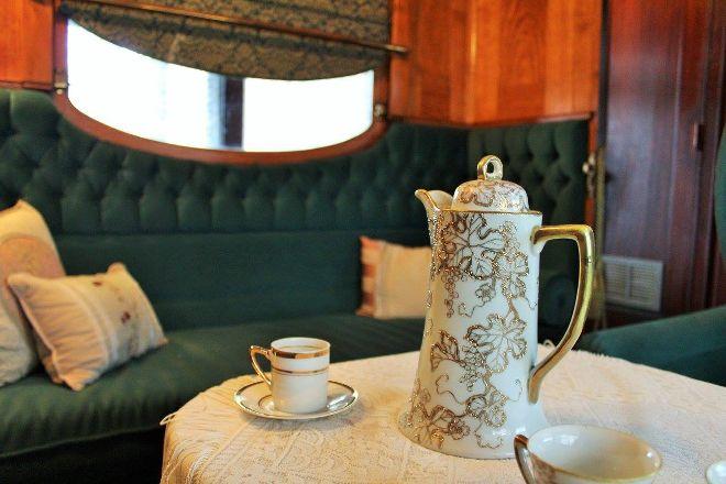 Atalanta Jay Gould's Railroad Car, Jefferson, United States