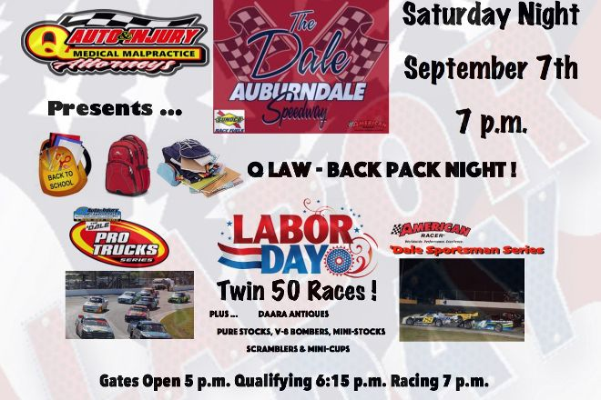 Auburndale Speedway, Winter Haven, United States