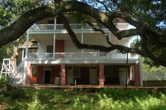 Audubon State Historic Site, Saint Francisville, United States