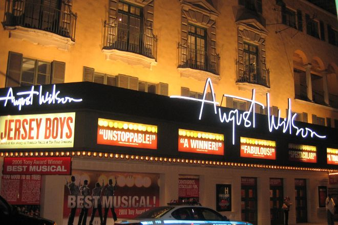 August Wilson Theater, New York City, United States