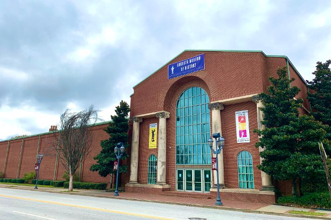 Augusta Museum of History, Augusta, United States