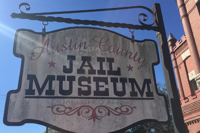 Austin County Jail Museum, Bellville, United States