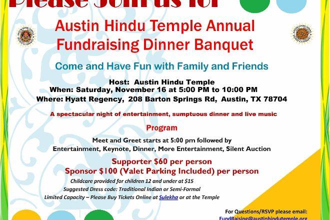 Austin Hindu Temple, Austin, United States