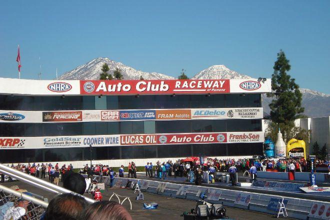Auto Club Raceway at Pomona, Pomona, United States
