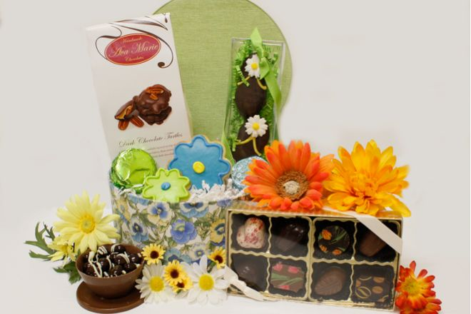 Ava Marie Handmade Chocolates, Peterborough, United States