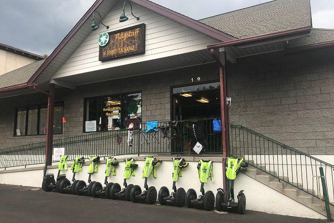 AZ Segway and Pedal Tours, Flagstaff, United States
