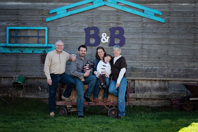 B&B Family Farm, Sequim, United States