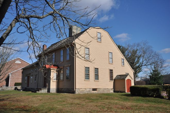 Babcock-Smith House, Westerly, United States