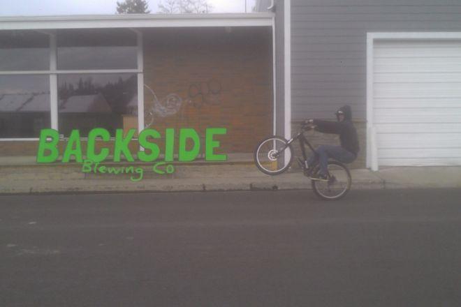 Backside Brewing Co., Roseburg, United States