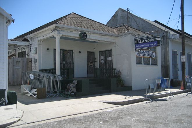 Backstreet Cultural Museum, New Orleans, United States