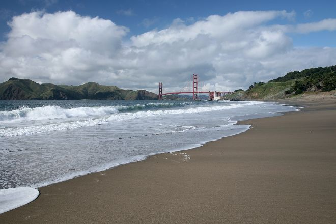 Baker Beach, San Francisco, United States