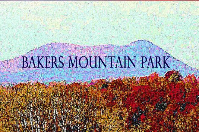 Bakers Mountain Park, Hickory, United States