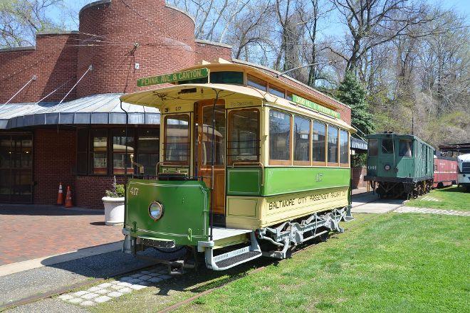 Baltimore Streetcar Museum, Baltimore, United States