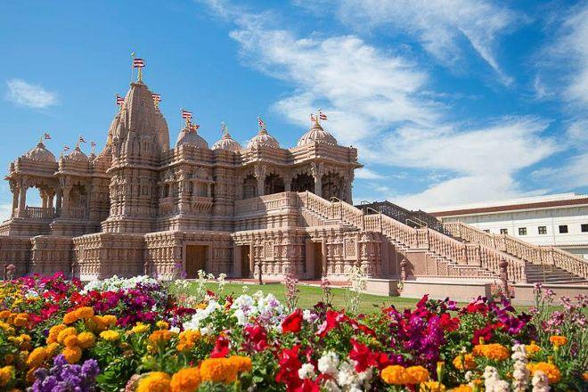 BAPS Shri Swaminarayan Mandir, Chino Hills, United States