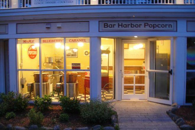 Bar Harbor Popcorn, Bar Harbor, United States