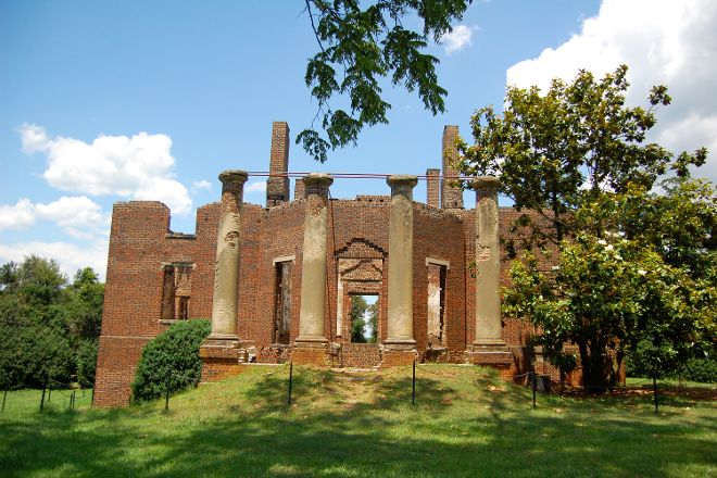 Barboursville Vineyards and Historic Ruins, Barboursville, United States