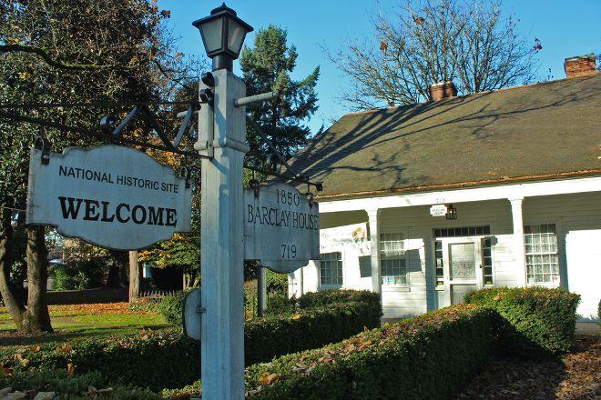 Barclay House, Oregon City, United States