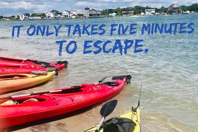 Barrier Island Kayaks, Swansboro, United States