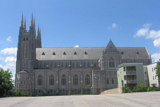 Basilica of Saints Peter and Paul, Lewiston, United States