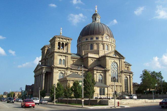 Basilica of St. Josaphat, Milwaukee, United States