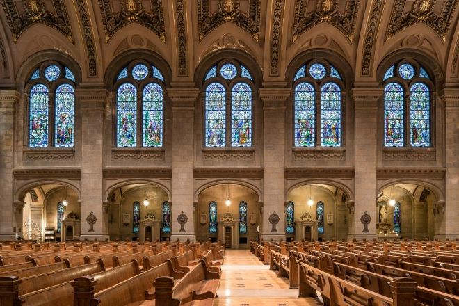 Basilica of St. Mary, Minneapolis, United States