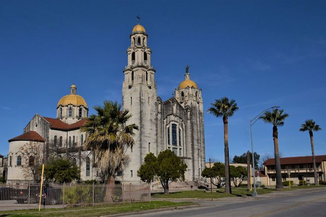 Basilica of the National Shrine of the Little Flower, San Antonio, United States