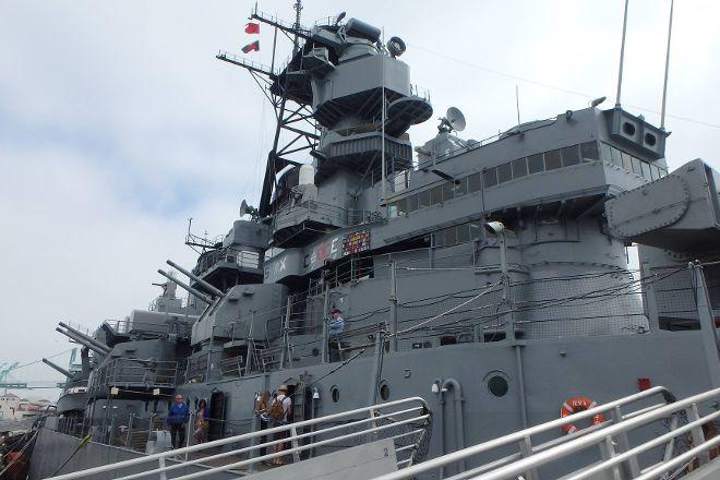 Battleship USS Iowa Museum, Los Angeles, United States