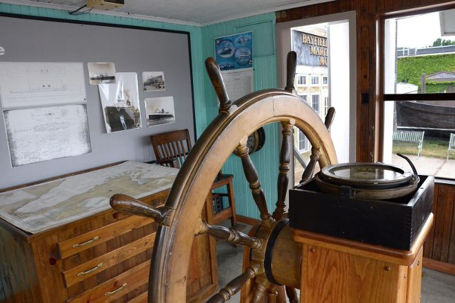 Bayfield Maritime Museum, Bayfield, United States