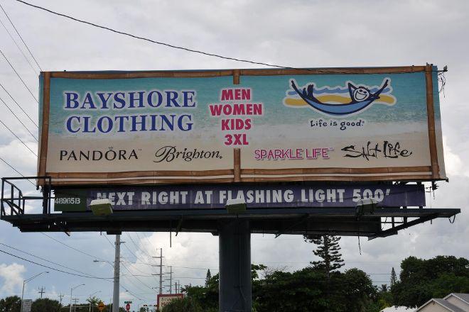 Bayshore Clothing, Marathon, United States