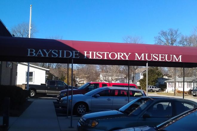 Bayside History Museum, North Beach, United States