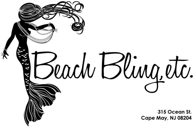 Beach Bling Etc, Cape May, United States