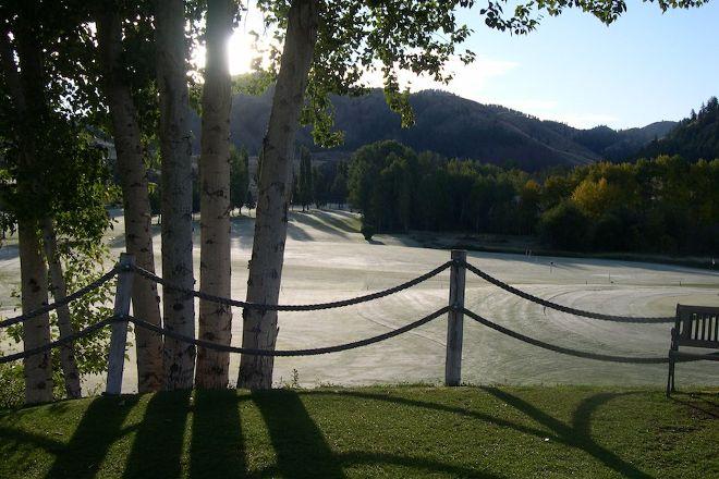 Bear Creek Golf Course, Winthrop, United States