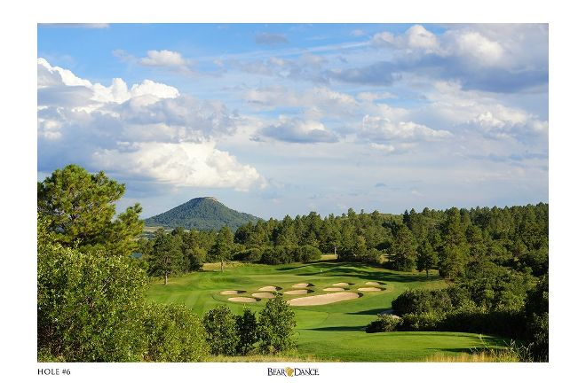 Bear Dance Golf Club, Larkspur, United States