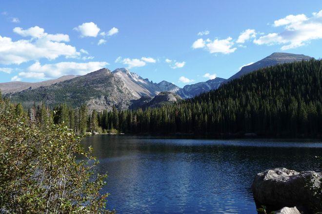 Bear Lake, Rocky Mountain National Park, United States