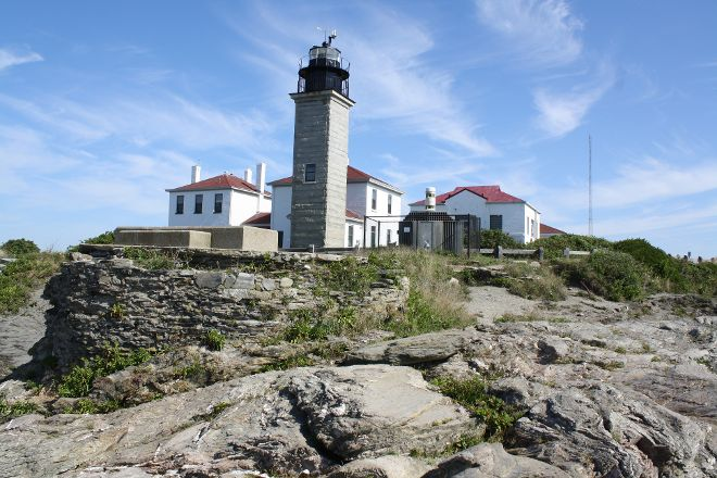 Beavertail Lighthouse and Park, Jamestown, United States