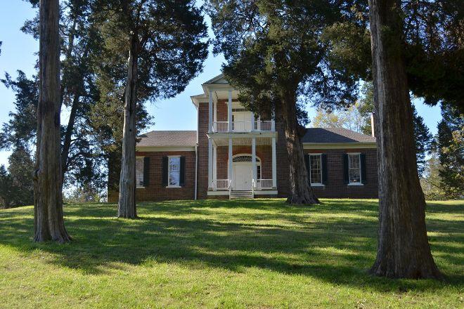 Belle Mont Mansion, Tuscumbia, United States