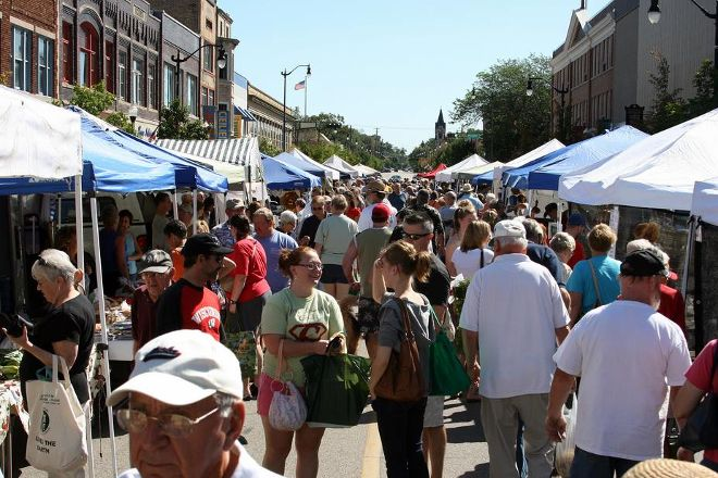 Beloit Farmer's market, Beloit, United States