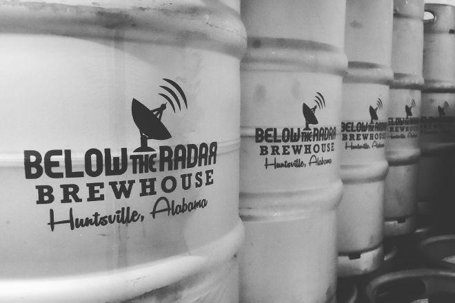 Below the Radar Brewing Company, Huntsville, United States